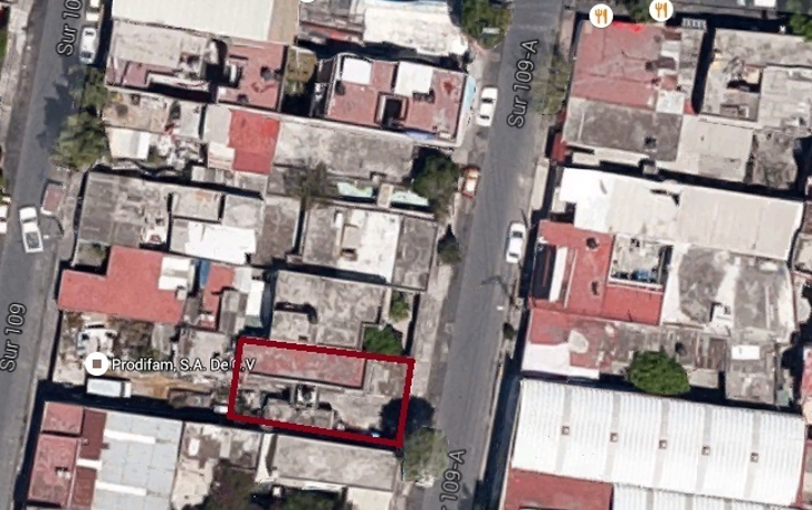 Foto de casa en venta en sur 109 a , juventino rosas, iztacalco, distrito federal, 2043535 No. 02