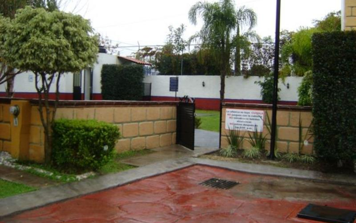 Foto de casa en venta en juventud 6, el pueblito centro, corregidora, quer?taro, 507184 No. 11