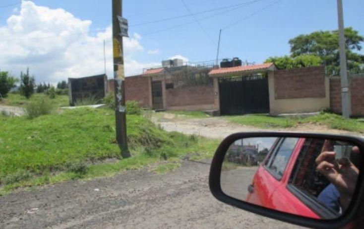 Foto de terreno habitacional en venta en k 1, san jose del cerrito, morelia, michoacán de ocampo, 1341587 no 02