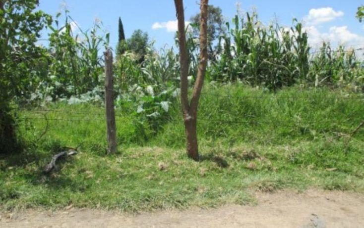 Foto de terreno habitacional en venta en k 1, san jose del cerrito, morelia, michoacán de ocampo, 1341587 no 05