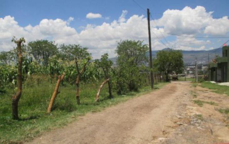 Foto de terreno habitacional en venta en k 1, san jose del cerrito, morelia, michoacán de ocampo, 1341587 no 06