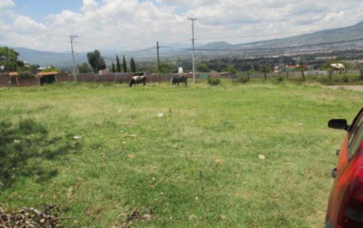 Foto de terreno habitacional en venta en k 1, san jose del cerrito, morelia, michoacán de ocampo, 1341587 no 10
