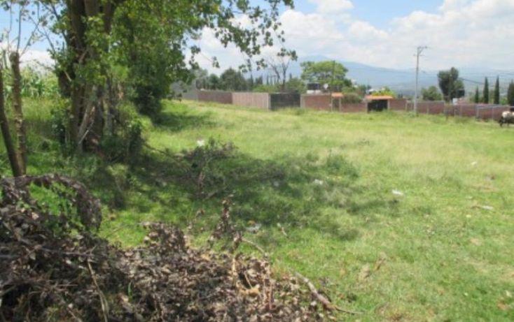 Foto de terreno habitacional en venta en k 1, san jose del cerrito, morelia, michoacán de ocampo, 1341587 no 11