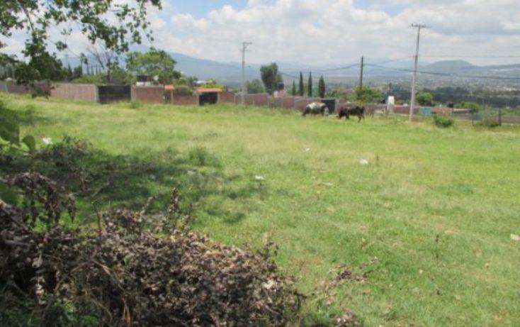 Foto de terreno habitacional en venta en k 1, san jose del cerrito, morelia, michoacán de ocampo, 1341587 no 12