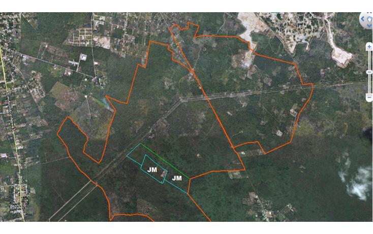 Foto de terreno habitacional en venta en  , kanasin, kanas?n, yucat?n, 1066171 No. 02