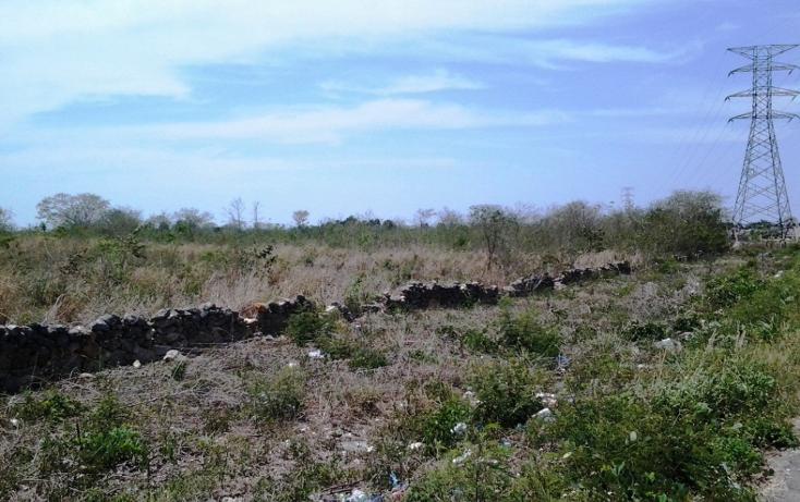 Foto de terreno habitacional en venta en  , kanasin, kanas?n, yucat?n, 1097127 No. 04