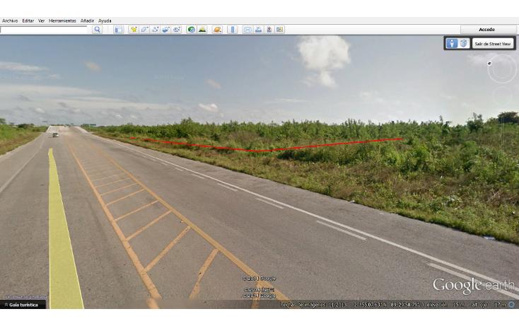 Foto de terreno habitacional en venta en  , kanasin, kanas?n, yucat?n, 1192879 No. 02
