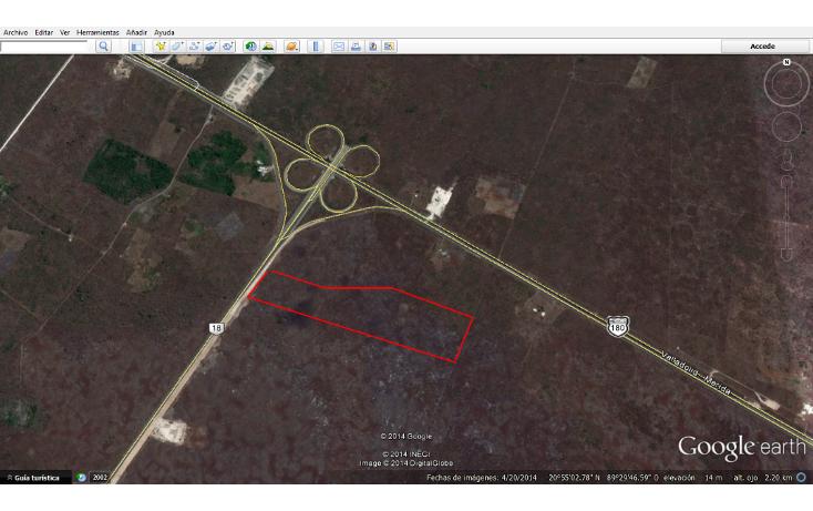 Foto de terreno habitacional en venta en  , kanasin, kanas?n, yucat?n, 1192879 No. 04