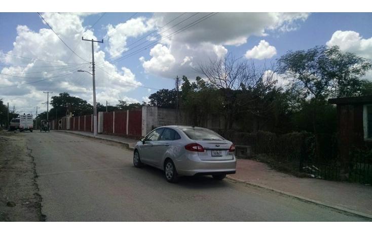 Foto de terreno habitacional en venta en  , kanasin, kanas?n, yucat?n, 1376039 No. 01
