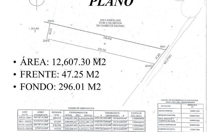 Foto de terreno industrial en venta en  , kanasin, kanasín, yucatán, 1597510 No. 01