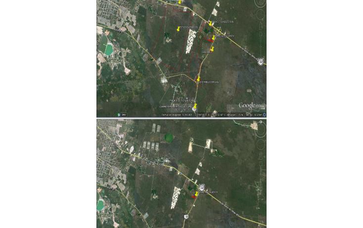 Foto de terreno industrial en venta en  , kanasin, kanasín, yucatán, 1597510 No. 02