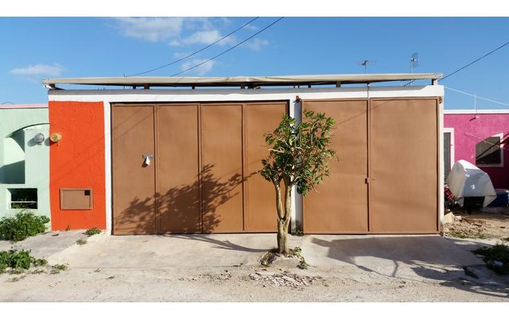 Foto de casa en venta en  , kanasin, kanas?n, yucat?n, 1619428 No. 01