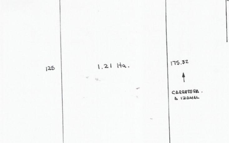 Foto de terreno comercial en venta en, kantunil, kantunil, yucatán, 1099191 no 01