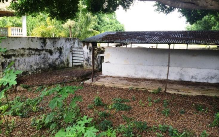 Foto de rancho en venta en  , kantunil, kantunil, yucatán, 1477429 No. 68