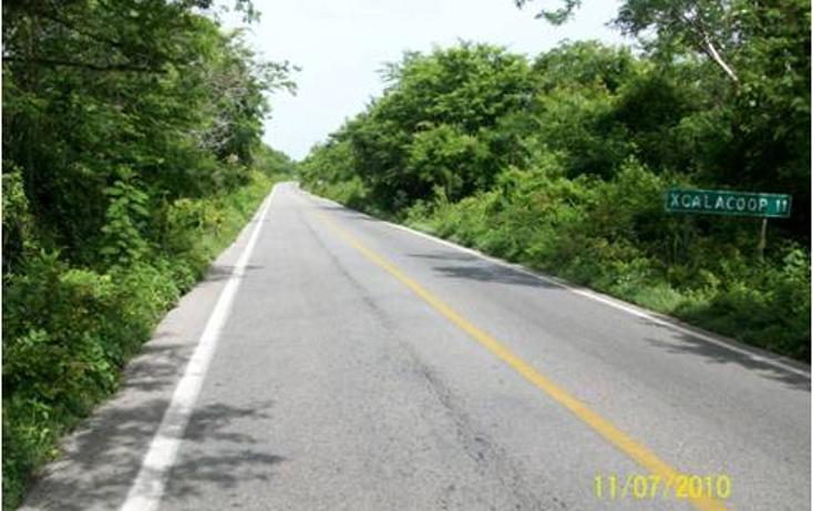 Foto de terreno comercial en venta en  , kaua, kaua, yucatán, 1099687 No. 07