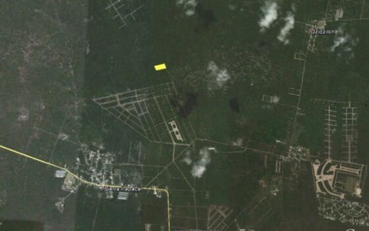 Foto de terreno habitacional en venta en  , kiktel, mérida, yucatán, 1194435 No. 04