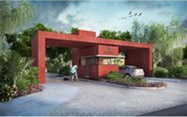 Foto de terreno habitacional en venta en  , kiktel, mérida, yucatán, 1757446 No. 01