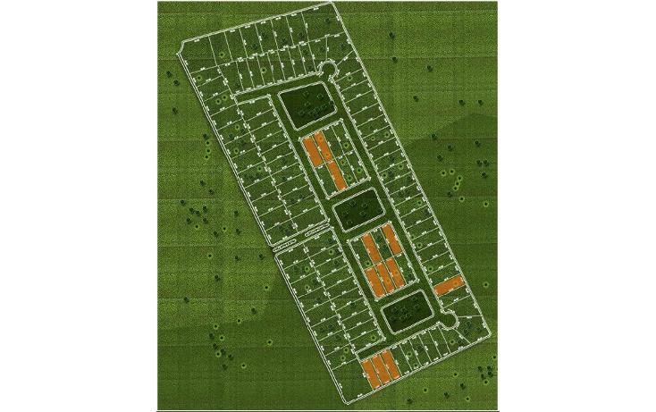 Foto de terreno habitacional en venta en  , kiktel, mérida, yucatán, 1757446 No. 02