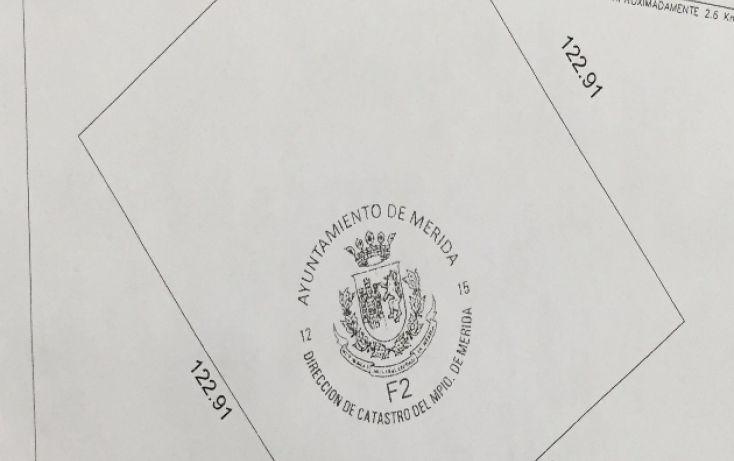 Foto de terreno habitacional en venta en, kiktel, mérida, yucatán, 1830726 no 01