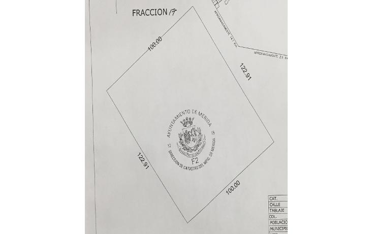Foto de terreno habitacional en venta en  , kiktel, m?rida, yucat?n, 1830726 No. 01
