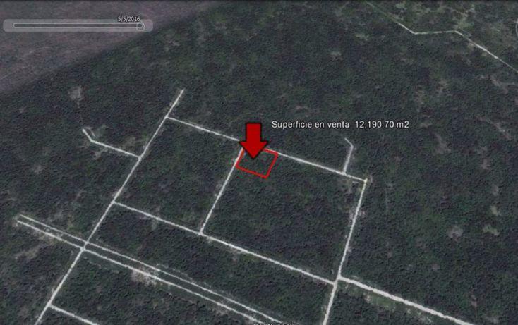 Foto de terreno habitacional en venta en, kiktel, mérida, yucatán, 1830726 no 04