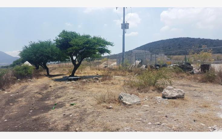 Foto de terreno industrial en venta en  kilometro 10.7, carranza (san antonio), huimilpan, quer?taro, 1900386 No. 01