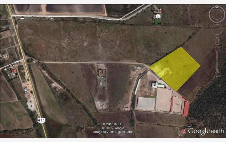 Foto de terreno industrial en venta en  kilometro 10.7, carranza (san antonio), huimilpan, quer?taro, 1900386 No. 03