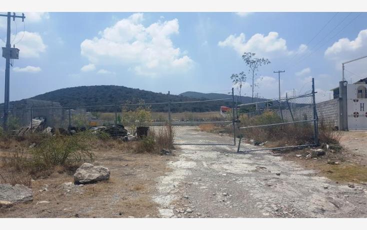 Foto de terreno industrial en venta en  kilometro 10.7, carranza (san antonio), huimilpan, quer?taro, 1900386 No. 06