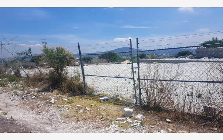 Foto de terreno industrial en venta en  kilometro 10.7, carranza (san antonio), huimilpan, quer?taro, 1900386 No. 12