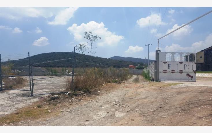 Foto de terreno industrial en venta en  kilometro 10.7, carranza (san antonio), huimilpan, quer?taro, 1900386 No. 22