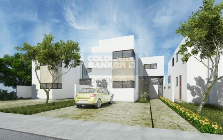 Foto de casa en condominio en venta en kilometro 11 autopista motul , conkal, conkal, yucatán, 1755377 No. 01