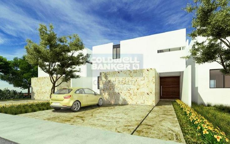 Foto de casa en condominio en venta en  , conkal, conkal, yucatán, 1755385 No. 01