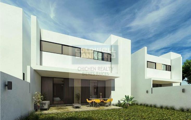 Foto de casa en condominio en venta en  , conkal, conkal, yucatán, 1755385 No. 02