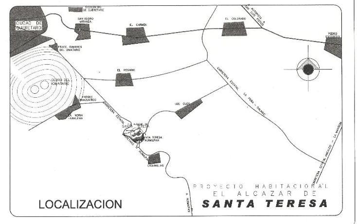 Foto de terreno habitacional en venta en  kilometro 11, cimatario, querétaro, querétaro, 552637 No. 03