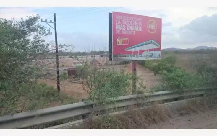 Foto de terreno comercial en venta en  kilometro 11, el venadillo, mazatlán, sinaloa, 1752458 No. 06