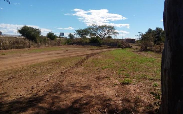 Foto de terreno comercial en venta en  kilometro 11, el venadillo, mazatlán, sinaloa, 1752458 No. 09