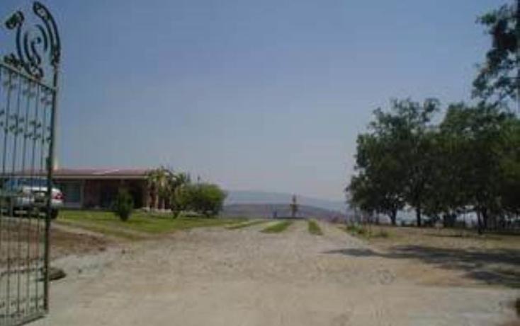 Foto de terreno habitacional en venta en  kilometro 12, el alcázar (casa fuerte), tlajomulco de zúñiga, jalisco, 1001571 No. 01