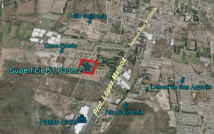 Foto de terreno habitacional en venta en  kilometro 12, el alcázar (casa fuerte), tlajomulco de zúñiga, jalisco, 1001571 No. 09