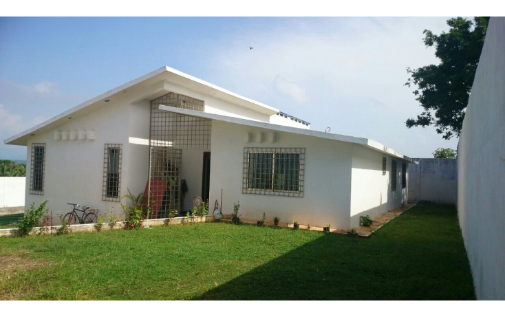 Foto de casa en venta en  , kilómetro 14, cosoleacaque, veracruz de ignacio de la llave, 1972738 No. 01