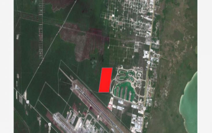 Foto de terreno habitacional en venta en kilometro 15 puerto juáreztulúm, región 240, benito juárez, quintana roo, 1596174 no 01