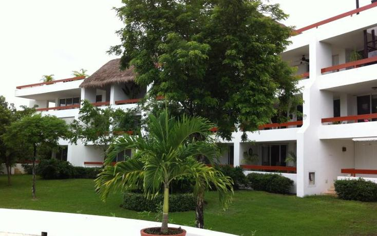 Foto de departamento en venta en  kilometro 15 zona 3, zona hotelera sur, cozumel, quintana roo, 599647 No. 01