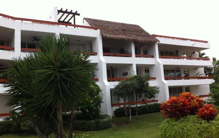 Foto de departamento en venta en  kilometro 15 zona 3, zona hotelera sur, cozumel, quintana roo, 599647 No. 02