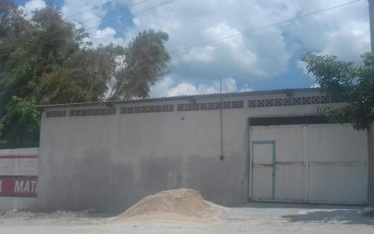 Foto de bodega en renta en  kilometro 2.2, san isidro buenavista, tuxtla gutiérrez, chiapas, 1999164 No. 01