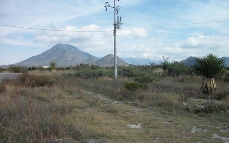 Foto de terreno comercial en venta en  kilometro 25, agua nueva, saltillo, coahuila de zaragoza, 410969 No. 13