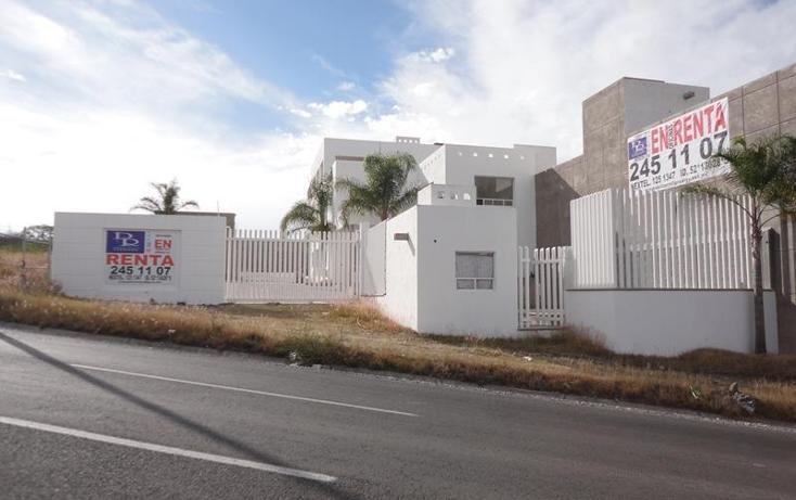 Foto de edificio en renta en  kilometro 25, el nabo, querétaro, querétaro, 972801 No. 01