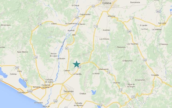 Foto de terreno industrial en venta en  kilometro 29, tecolapa, tecomán, colima, 1426235 No. 17