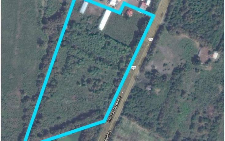 Foto de terreno industrial en venta en  kilometro 29, tecolapa, tecomán, colima, 1426235 No. 18