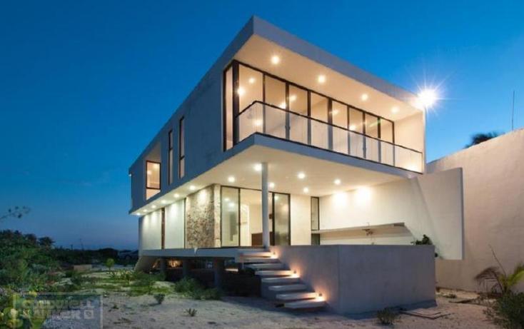 Foto de casa en venta en kilometro 31 carretera costera chicxulub-telchac , dzemul, dzemul, yucatán, 1755549 No. 01