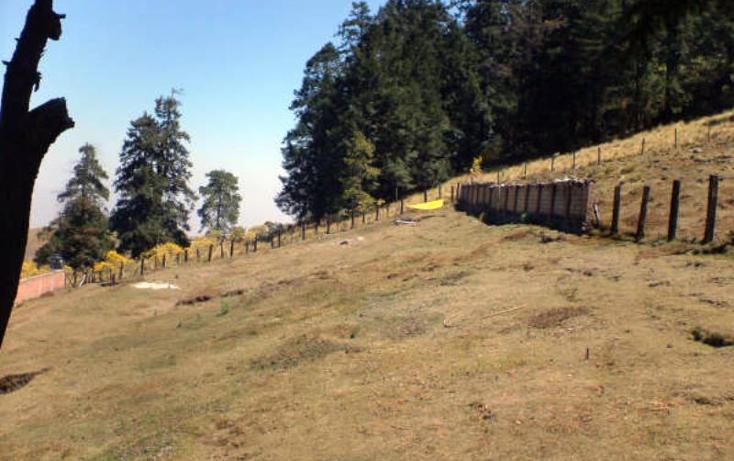 Foto de terreno habitacional en venta en  kilometro 33, santo tomas ajusco, tlalpan, distrito federal, 1667730 No. 01