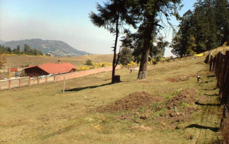 Foto de terreno habitacional en venta en  kilometro 33, santo tomas ajusco, tlalpan, distrito federal, 1667730 No. 04